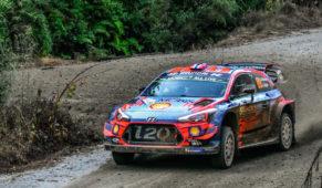 Hyundai swaps Mikkelsen for Loeb for Rally Portugal