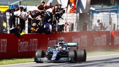 2019 F1 Spanish GP: Hamilton and Mercedesdominate in Barcelona