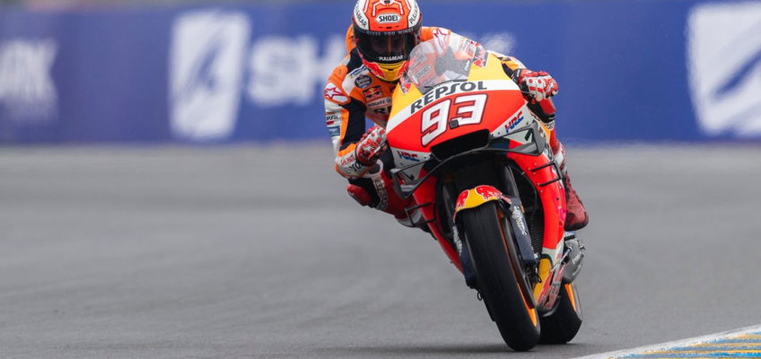 2019 French MotoGP: Marc Marquez dominates