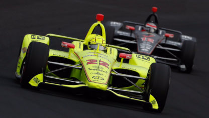 2019 Indianapolis500:PagenauddefeatsRossi inanexcitingfinale