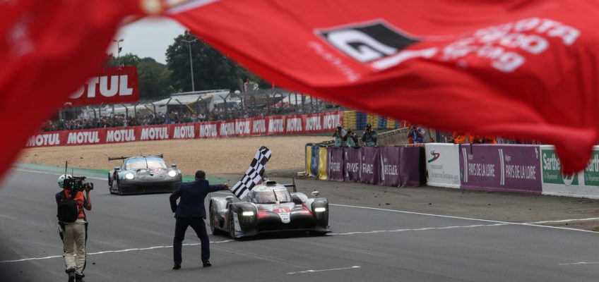 Alonso secures WEC title after winning Le Mans for the second year in a row
