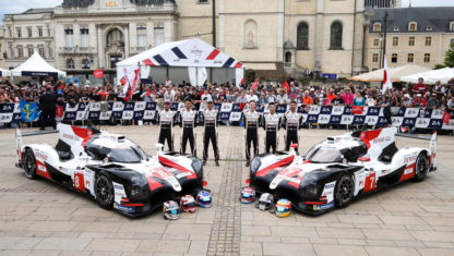 24 Hours of Le Mans 2019 Preview:WECtitleat Alonso's fingertips