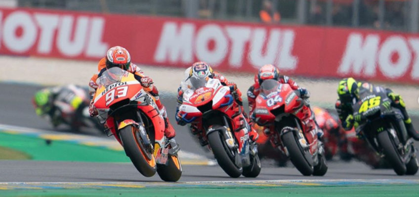 2019 CatalanMotoGPPreview: Marquezto consolidate his leadership at home
