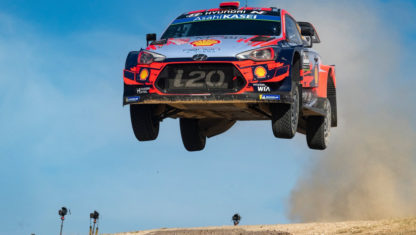 Rally Italy-Sardinia WRC: Sordo wins in the last stage!
