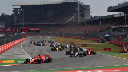 F1GermanGP2019 Preview: Mercedes and Vettel to shine at home