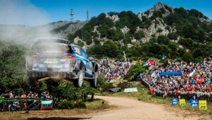 InjuredElfynEvans won't take part in Rally Finland