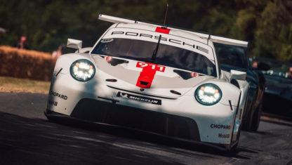 The 911 RSR 2019: Porsche's newWEC beast