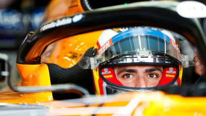Carlos Sainz is now part of the F1 elite