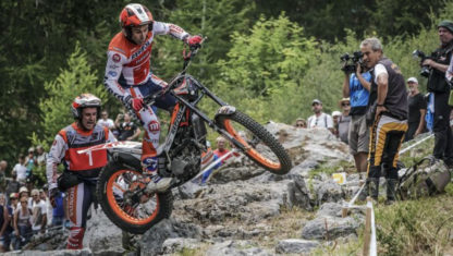 Toni Bou, Trial World Champion for the 26th time!