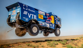This is the breath-taking 2019 Silk Way Rally route