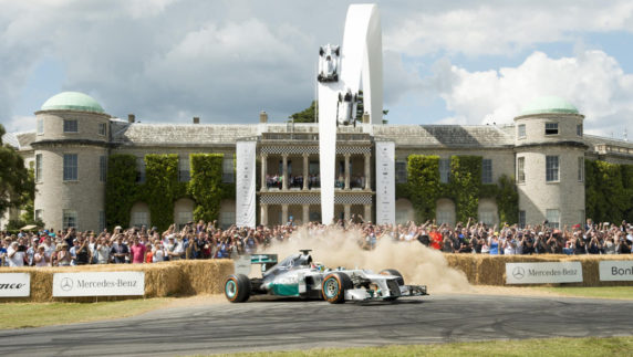 Goodwood Festival of Speed: The dream of an English lord