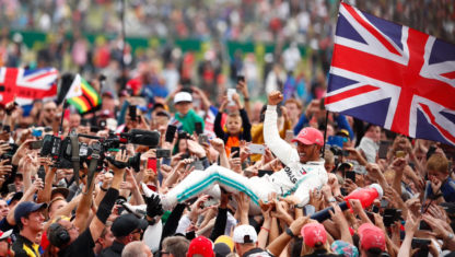 2019 F1 British GP: Hamilton makes history at home