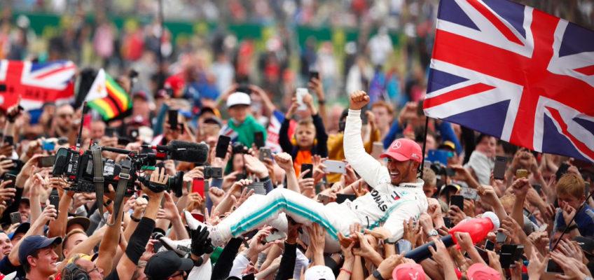 2019 F1 British GP: Hamilton makes history at home