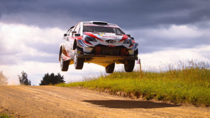 Rally Estonia 2019: Tänak shines at home