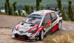 WRCRally Germany 2019 Preview