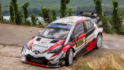 WRC Rally Germany 2019 Preview