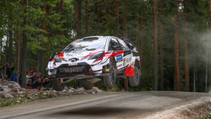 Rally Finland 2019: Tänak wins and increases his lead