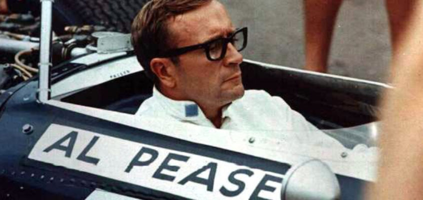 The only F1 driver ever to be disqualified for being too slow