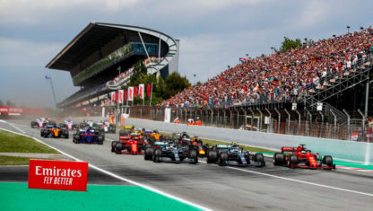 Spain secures its Formula 1 Grand Prix for 2020