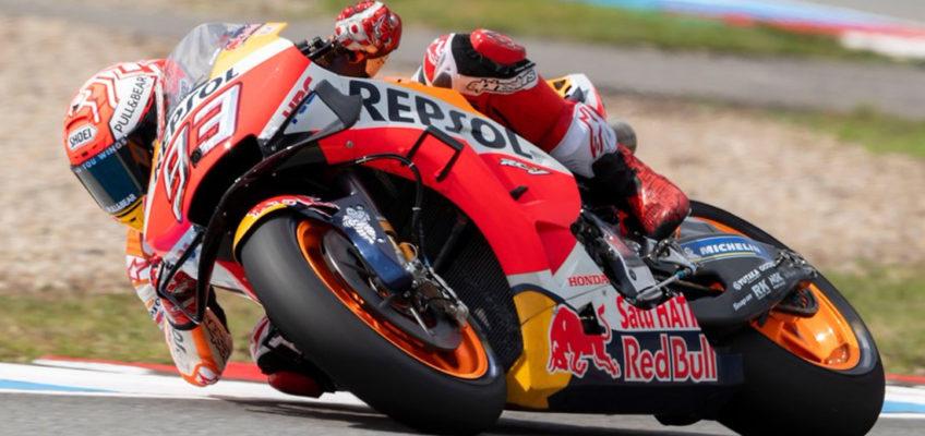 Czech MotoGP 2019: Anotherone ofMárquez' exhibitions