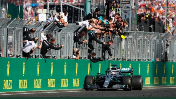 Hungarian GP F1 2019: Hamilton stops Verstappen in his tracks