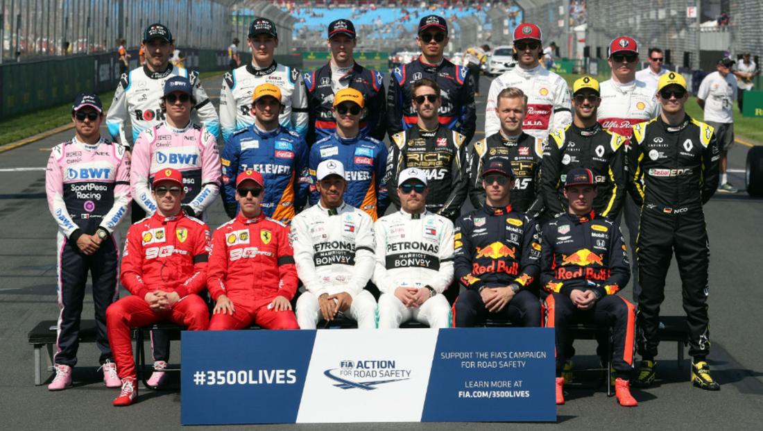 Salaries of Formula 1 drivers in 2019 - MatraX Lubricants