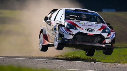 Toyota and Tänak's secret weapon to win the WRC