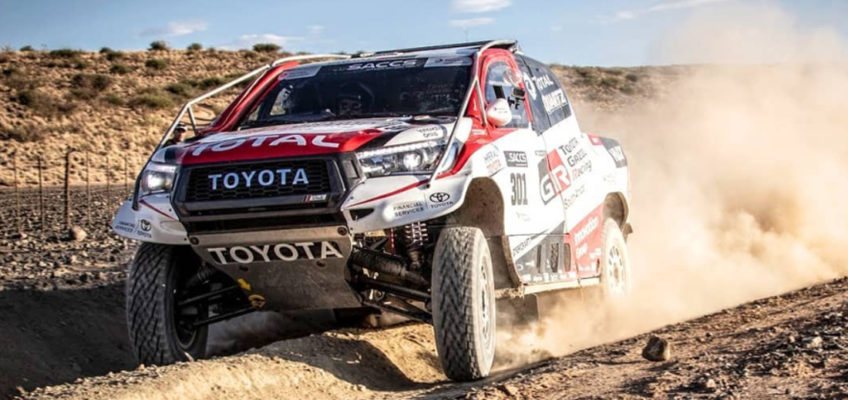 Fernando Alonso against the heavyweights at Rally Morocco 2019