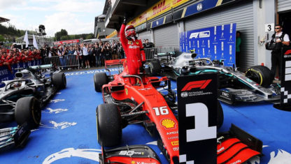 F1 2019 Belgian Grand Prix: A sad first victory for Leclerc