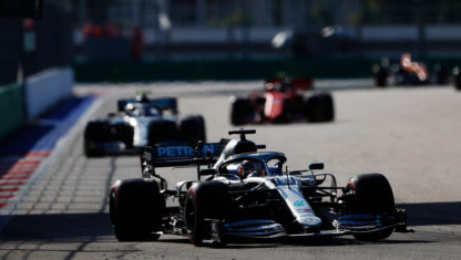 2019 F1 Russian GP: Mercedes' 1-2 stops Ferrari in their tracks