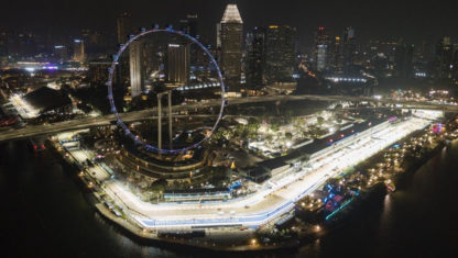 2019F1 Singapore GP Preview: A night battle in the bay