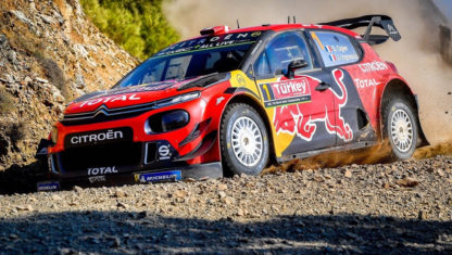 Rally Turkey 2019: Ogier leads Citroën's 1-2