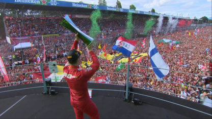 2019 F1 Italian GP: Leclerc's epic victory at Monza