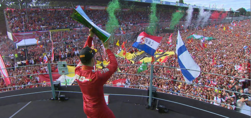 2019 F1 ItalianGP:Leclerc'sepicvictory at Monza