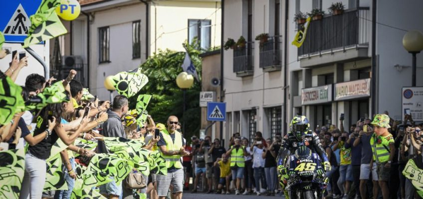 San Marino MotoGP Preview: No clear favouriteon Rossi's territory
