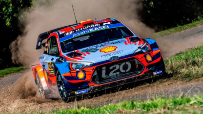 WRC: Dani Sordo will take part in the Spain Rally