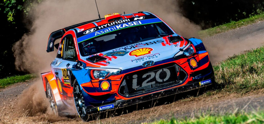 WRC: Dani SordowilltakepartintheSpain Rally