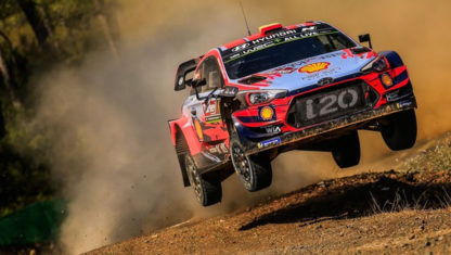 Dani Sordo will compete in the Rally Australia 2019