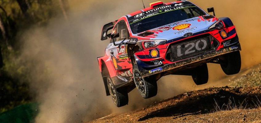 Dani Sordo will compete in the Rally Australia 2019