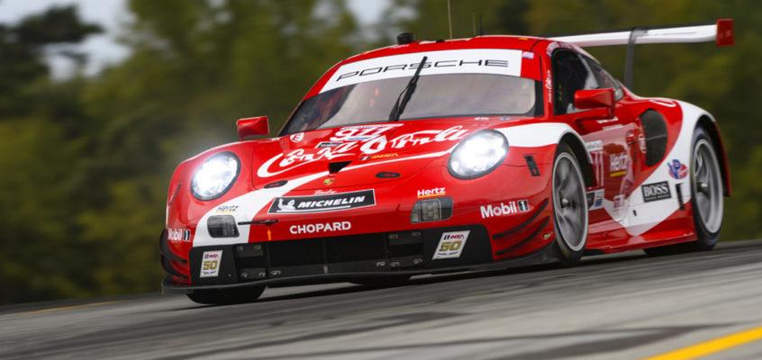 The secret homage of the Porsche 911 RSR 'Coca-Cola'