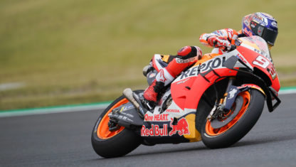 Japanese MotoGP 2019: Márquez seals constructor's title for Honda