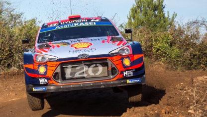 Preview Rally RACC 2019:Tänakcould sealtitlein Spain