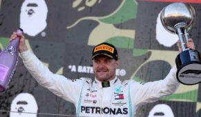 F1 Japan GP 2019:Bottaswins and Mercedes takes constructor's title