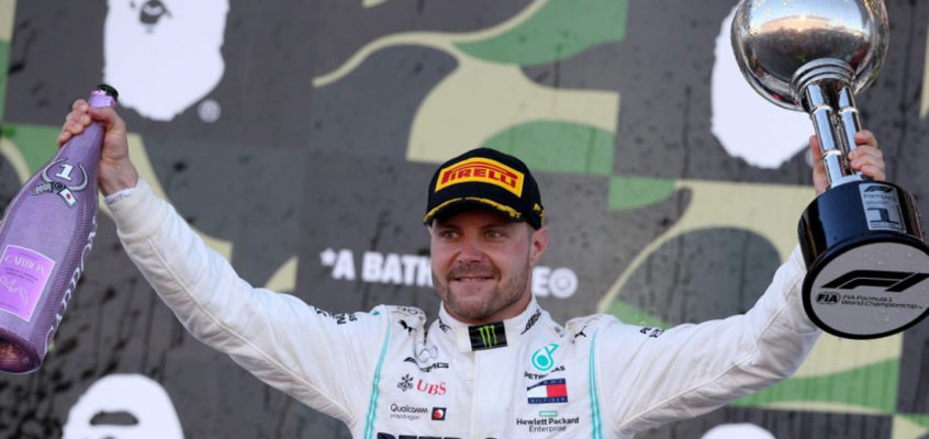 F1 Japan GP 2019: Bottas wins and Mercedes takes constructor's title
