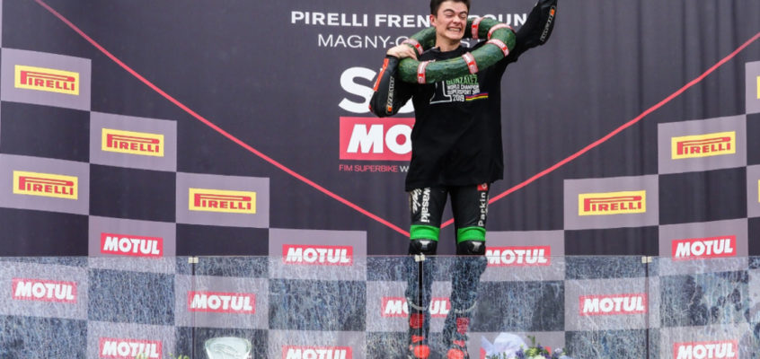 An insight into Manu 'Gas' Gonzalez, the youngest motorcycling champion in history