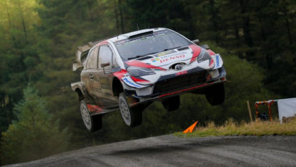 WRC Rally Great Britain – Wales 2019: Tänak closer to world title