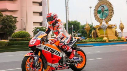 Thailand Moto GP 2019 Preview: First chance for Marquez to seal the title