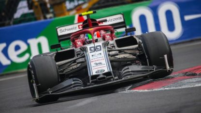 Alfa Romeo needs better results to guarantee its future in F1