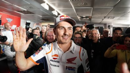 Jorge Lorenzo announces MotoGP retirement
