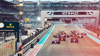 F1 AbuDhabiGP 2019: The grand finale